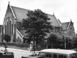 ST MATTHIAS CHURCH, UPPER TULSE HILL, BRIXTON HILL