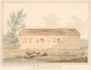 OLD PARISH CHURCH, CLAPHAM