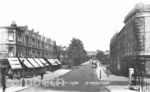 GREYHOUND LANE, STREATHAM