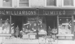 WILLIAMSON'S, 303 RAILTON ROAD, HERNE HILL