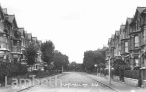 MONTRELL ROAD, STREATHAM HILL