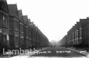 NORFOLK HOUSE ROAD, STREATHAM