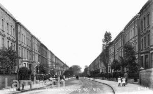 SOMERLEYTON ROAD, BRIXTON
