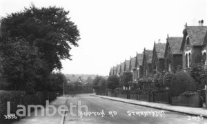 HOPTON ROAD, STREATHAM COMMON