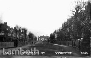 MOUNT NOD ROAD, STREATHAM