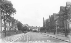WAVERTREE ROAD, STREATHAM HILL