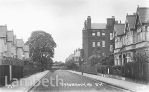 DAYSBROOK ROAD, STREATHAM HILL