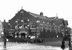UNITED METHODIST CHURCH, RIGGINDALE ROAD, STREATHAM