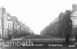 BARCOMBE AVENUE, STREATHAM HILL