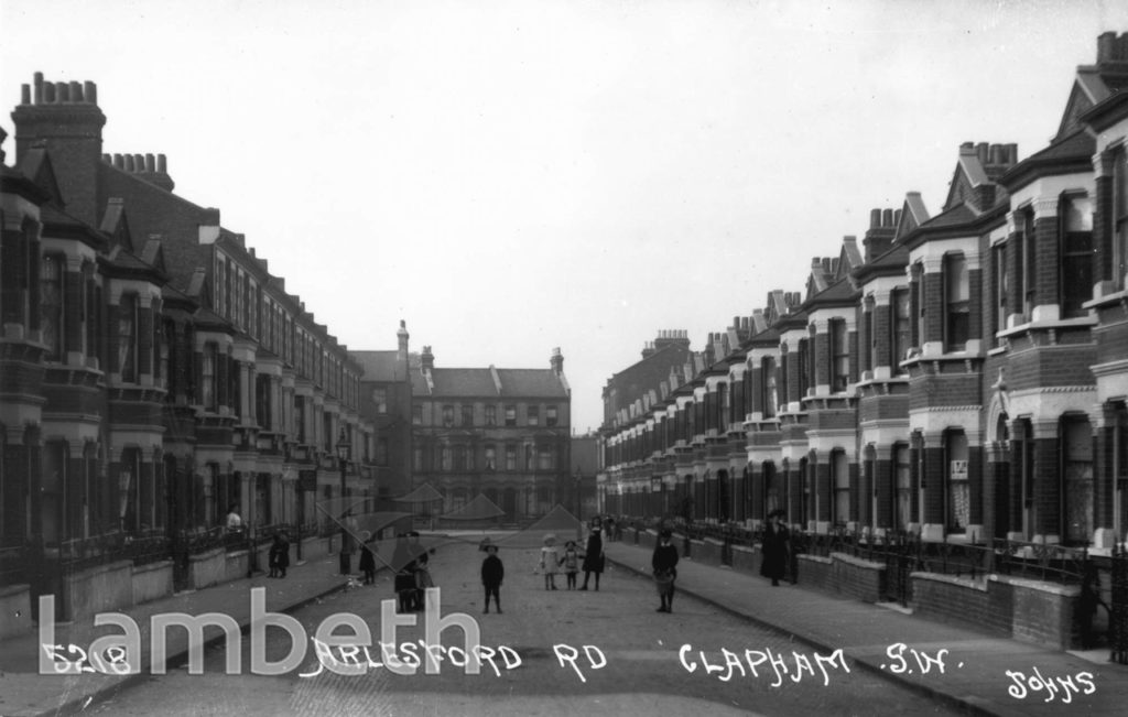 ARLESFORD ROAD, STOCKWELL