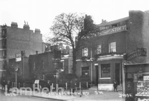 THE KING'S HEAD, CLAPHAM PARK ROAD, CLAPHAM