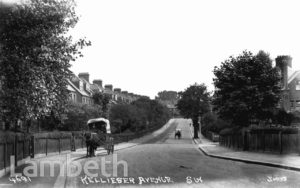 KILLIESER AVENUE, STREATHAM HILL