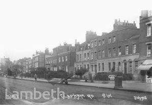 CLAPHAM ROAD, KENNINGTON