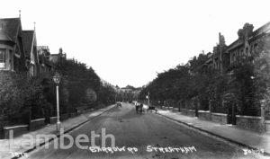 BARROW ROAD, STREATHAM
