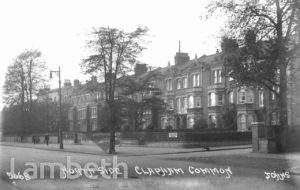 NORTH SIDE, CLAPHAM COMMON