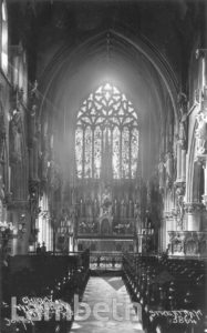 CHURCH OF THE ENGLISH MARTYRS, MITCHAM LANE, STREATHAM