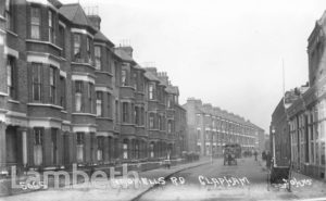 BROMELL'S ROAD, CLAPHAM