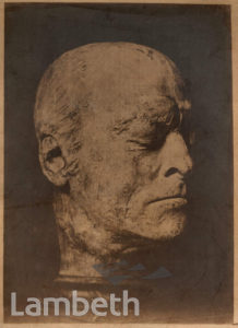 WILLIAM BLAKE LIFE MASK