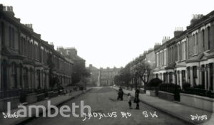 ANDALUS ROAD, STOCKWELL