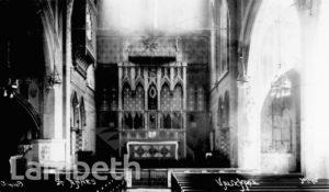 ST ANNE'S CHURCH, KENNINGTON LANE, VAUXHALL