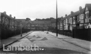 CANMORE GARDENS, STREATHAM VALE