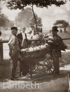 'MUSH-FAKERS' & GINGER BEER MAKERS, CLAPHAM COMMON