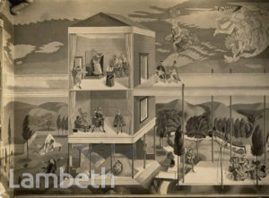 EDWARD BAWDEN MURAL, MORLEY COLLEGE, LAMBETH NORTH