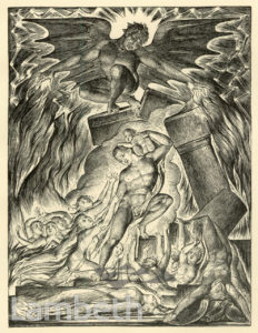 'BOOK OF JOB' BY WILLIAM BLAKE
