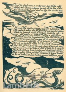 AMERICA BY WILLIAM BLAKE