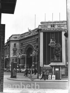 WATERLOO STATION ENTRANCE, YORK ROAD, WATERLOO