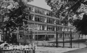 MARIANNE THORNTON SCHOOL, CLAPHAM
