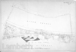 ALBERT EMBANKMENT PROPOSED PLAN, LAMBETH