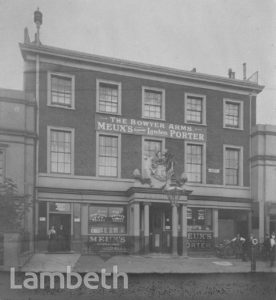 THE BOWYER ARMS, CLAPHAM MANOR STREET, CLAPHAM