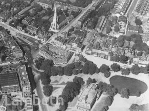 AERIAL VIEW OF CLAPHAM