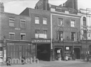 PLOUGH INN, THE PAVEMENT, CLAPHAM