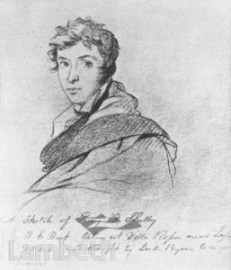 PERCY B SHELLEY, POET