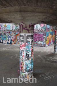 GRAFFITI, SOUTH BANK
