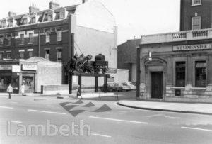 BRITISH TRANSPORT MUSEUM, CLAPHAM HIGH STREET, CLAPHAM