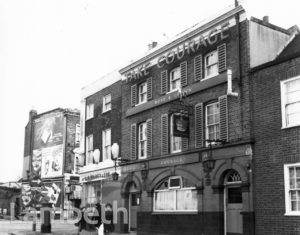 ROSE AND CROWN, THE POLYGON, CLAPHAM