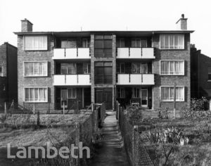 BROADHINTON COURT, BROADHINTON ROAD, CLAPHAM