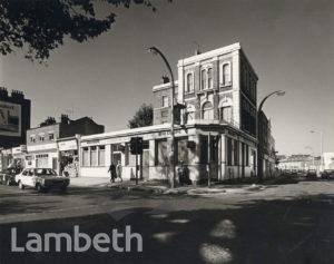 COACH & HORSES PUBLIC HOUSE, CLAPHAM ROAD, CLAPHAM
