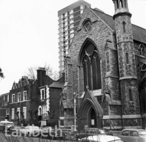 ST BARNABAS, GUILDFORD ROAD, STOCKWELL
