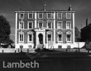 WINGFIELD HOUSE, SOUTH LAMBETH ROAD, SOUTH LAMBETH