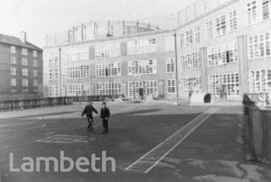 HENRY FAWCETT SCHOOL, BOWLING GREEN STREET, KENNINGTON