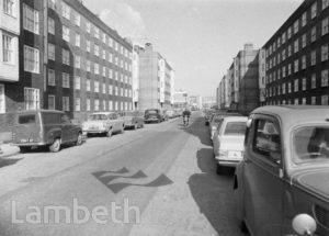 TYERS STREET, VAUXHALL
