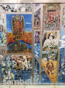 ARTISTE-OUVRIER ARTWORK, CANS FESTIVAL, LEAKE STREET