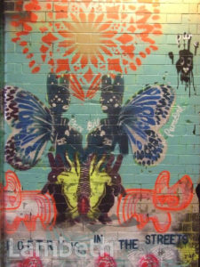PURE EVIL ARTWORK, CANS FESTIVAL, LEAKE STREET, WATERLOO