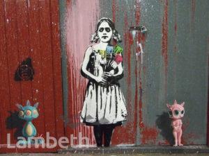 DOLK & RON ENGLISH ARTWORKS, CANS FESTIVAL, WATERLOO