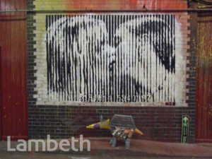 MBW ARTWORK, CANS FESTIVAL, LEAK STREET, WATERLOO