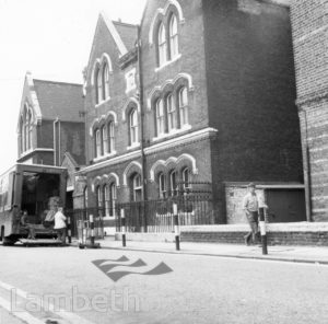 ST ANDREW'S SCHOOL, ROUPELL STREET, WATERLOO